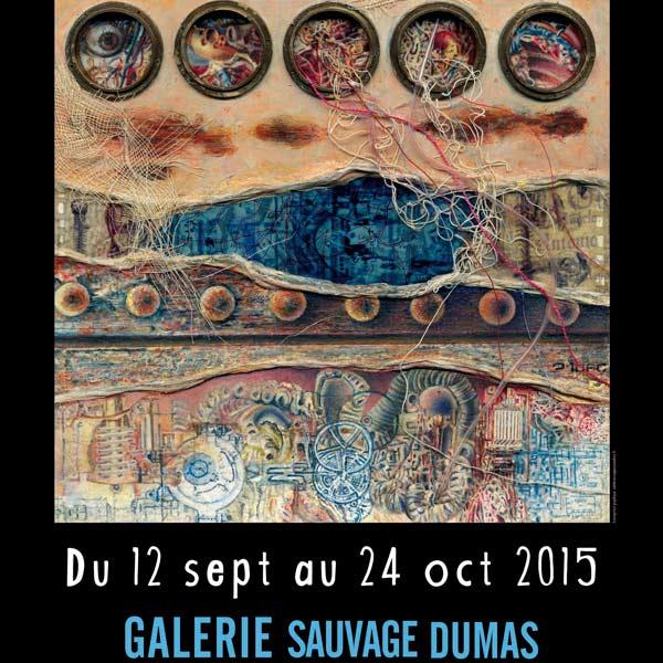 Galerie Sauvage Dumas 2015