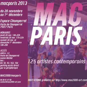 MAC Paris 2013