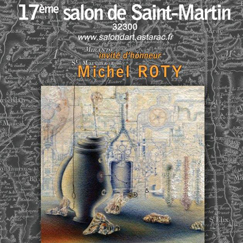 Salon de Saint-Martin 2014