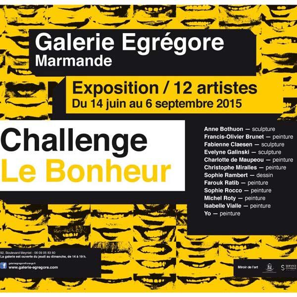Challenge Le Bonheur