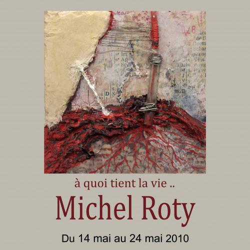 Galerie de l'Âne Bleu 2010 « À quoi tient la vie? »
